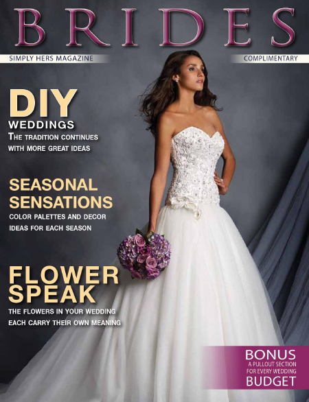 Simply Hers Brides #02 - January 2015 free download