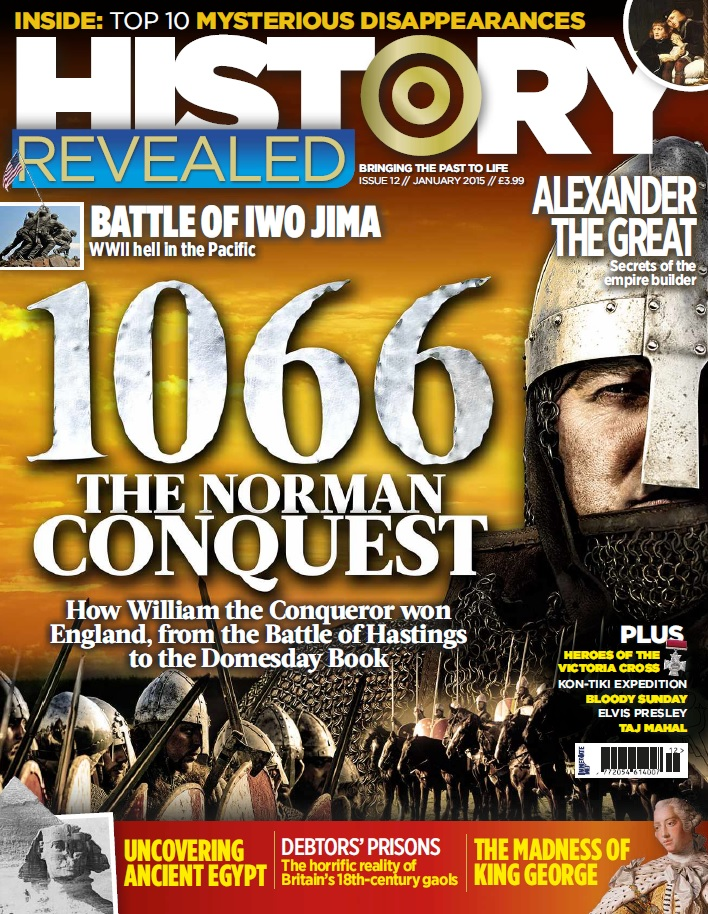 History Revealed - January 2015 free download