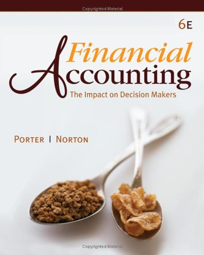 Financial Accounting: The Impact on Decision Makers free download