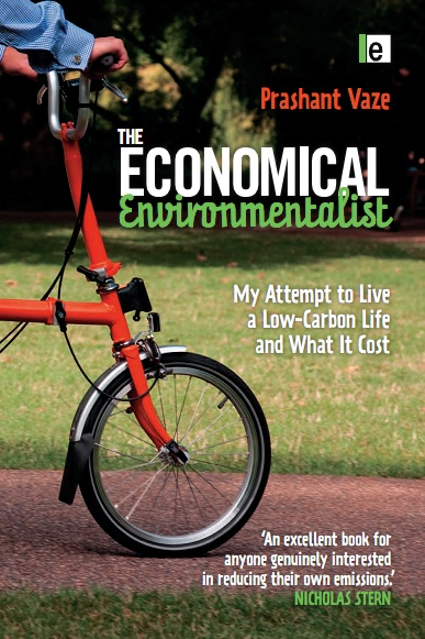 The Economical Environmentalist: My Attempt to Live a Low-Carbon Life and What it Cost free download