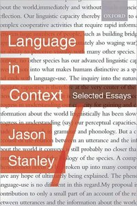 Language in Context: Selected Essays free download