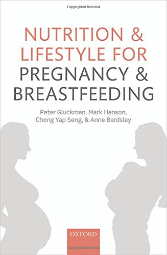 Nutrition and Lifestyle for Pregnancy and Breastfeeding free download