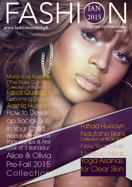 Fashion Central #17 - December 2014 free download