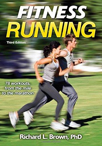 Fitness Running, 3rd edition free download