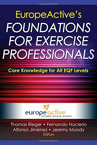 EuropeActive's Foundations for Exercise Professionals free download