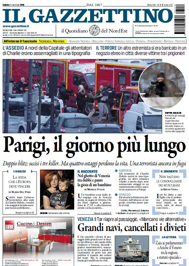 Il Gazzettino (10-01-15) free download
