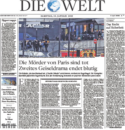 Welt vom 10 Januar 2015 free download