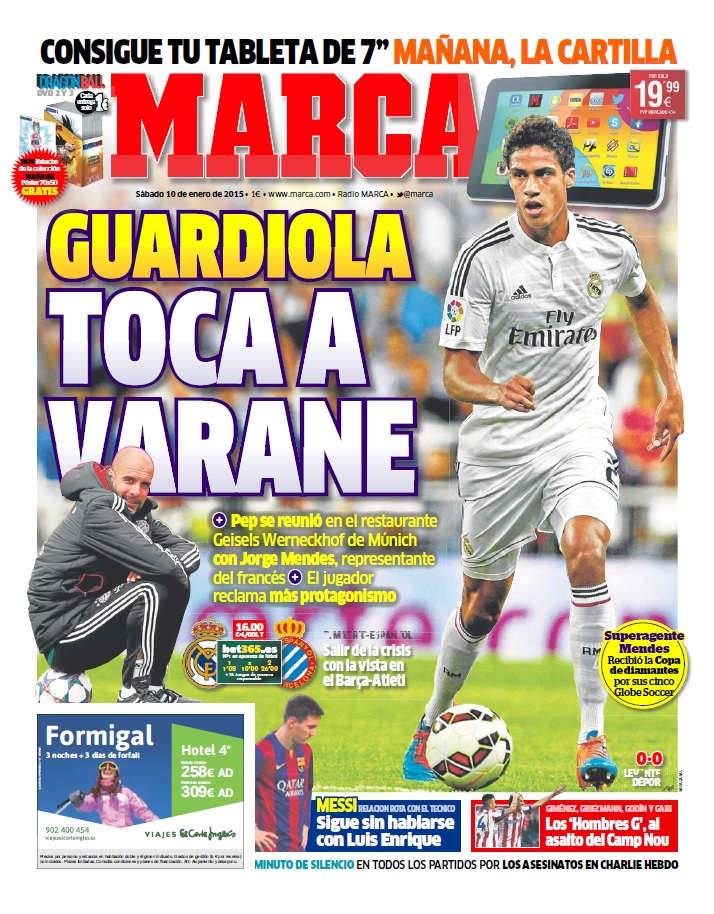 Marca - 10 Enero 2015 free download