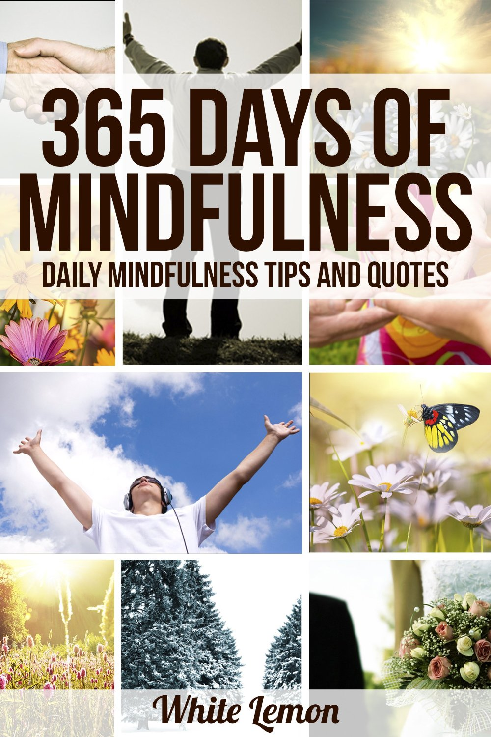 Mindfulness: 365 Days of Mindfulness: Daily Mindfulness Tips and Quotes (Over 365 Pictures) free download