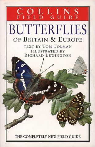 Butterflies of Britain & Europe (Collins Field Guide) free download
