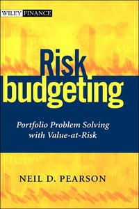 Risk Budgeting: Portfolio Problem Solving with Value-at-Risk free download