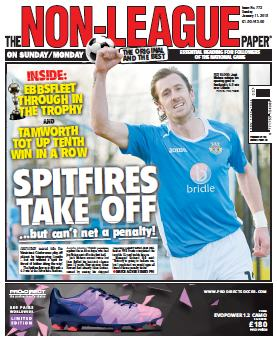 The Non-League Football Paper - 11 January 2015 free download
