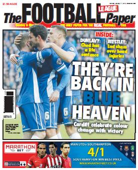 The Football League Paper - 11 Januarry 2015 free download