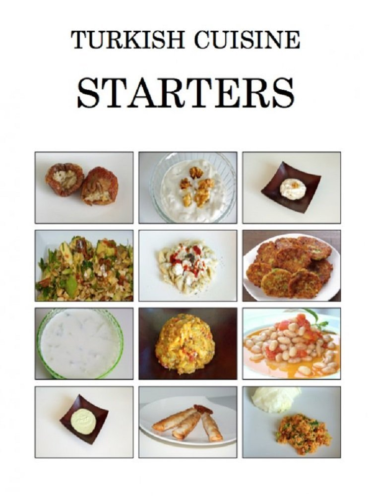 Turkish Cuisine - Starters free download
