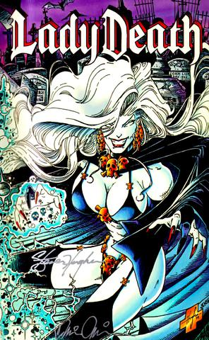 Lady Death - Ashcan Edition 001 (1995) free download