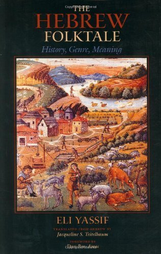 The Hebrew Folktale: History, Genre, Meaning free download