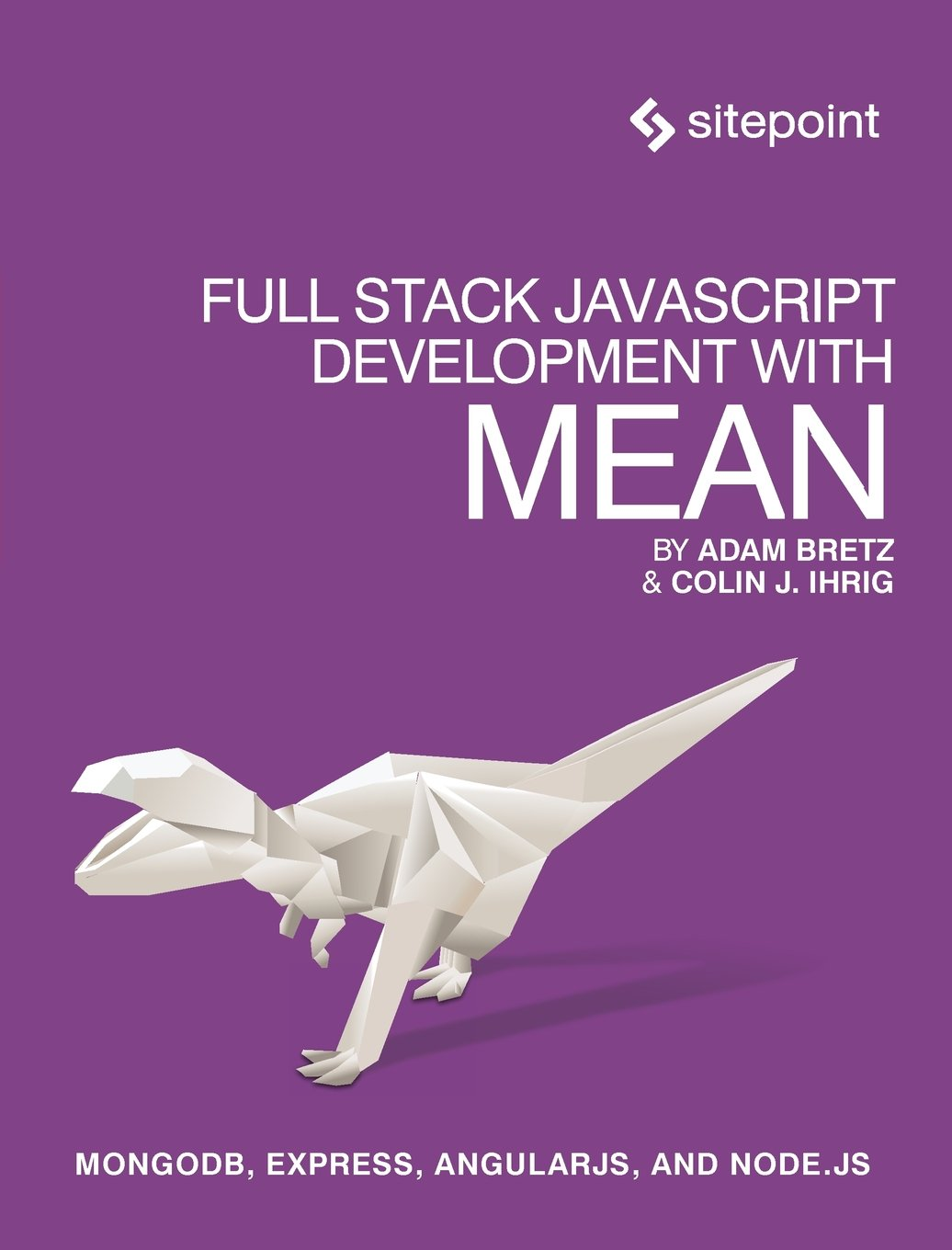 Full Stack javascript Development With MEAN download dree