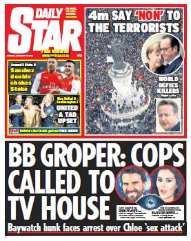 DAILY STAR - 12 Monday, January 2015 free download