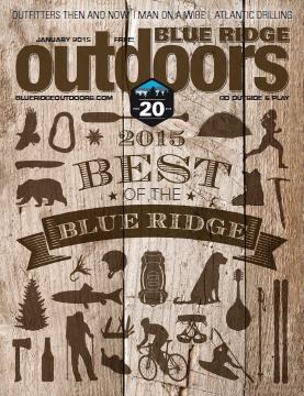 Blue Ridge Outdoors - January 2015 free download