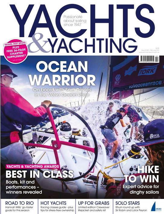 Yachts & Yachting - February 2015 free download