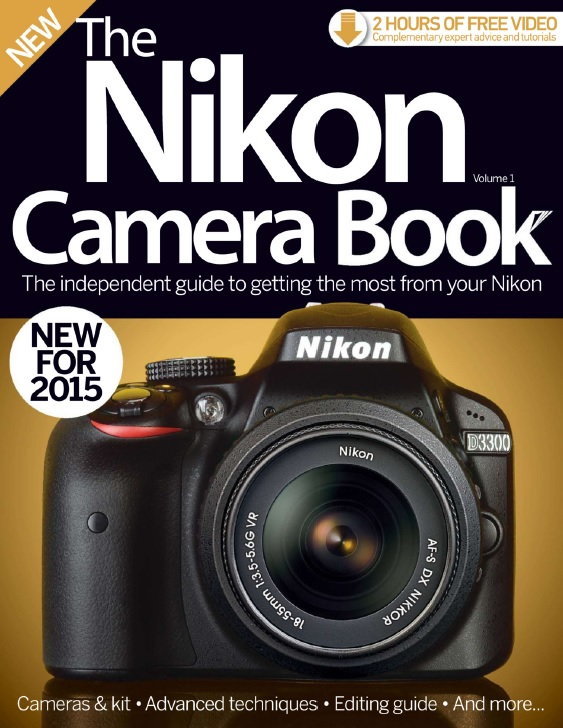 The Nikon Camera Book Volume 1, 2015 free download