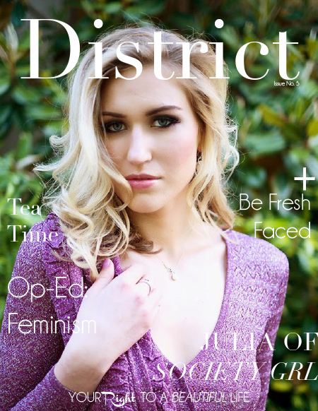 District Magazine - January 2015 free download