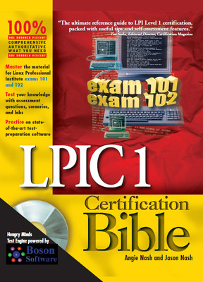 LPIC 1 Certification Bible free download