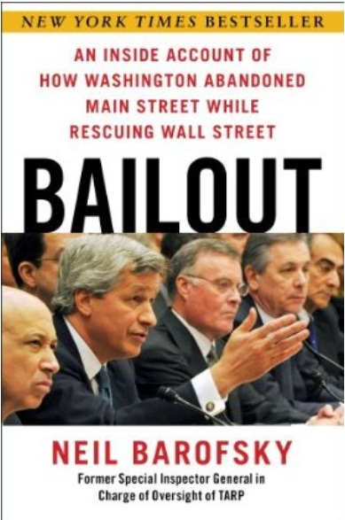 Bailout: An Inside Account of How Washington Abandoned Main Street While Rescuing Wall Street free download