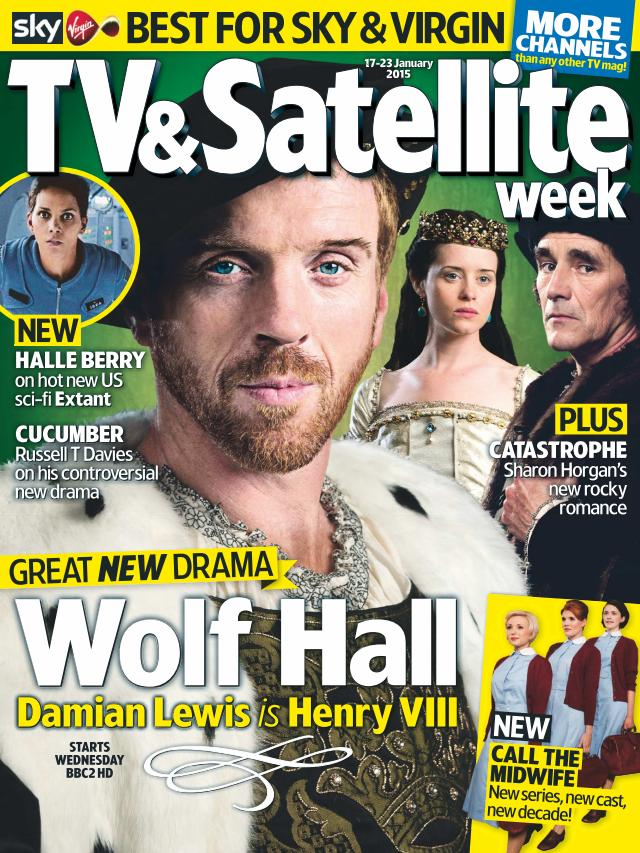TV & Satellite Week - 17 January 2015 free download