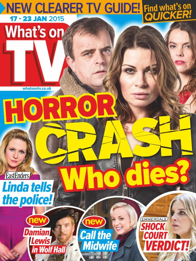What's on TV - 17 January 2015 download dree