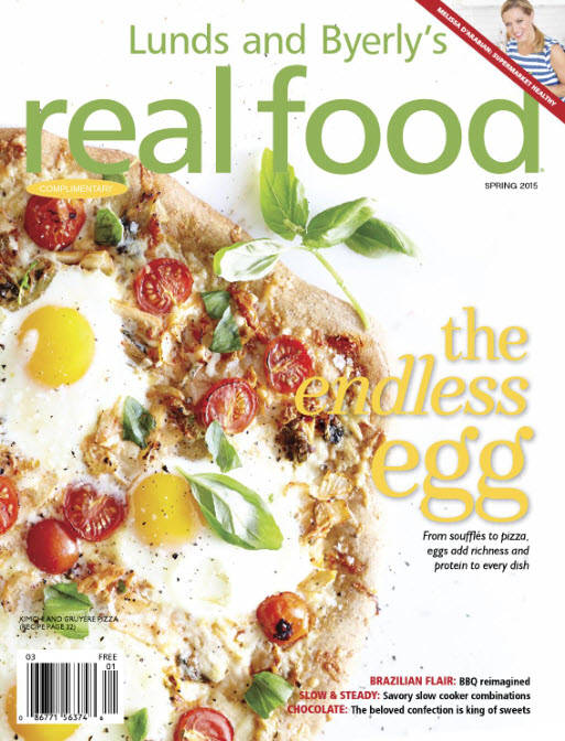 Lunds and Byerly's REAL FOOD - Spring 2015 free download