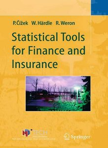 Statistical Tools for Finance and Insurance, First Edition free download