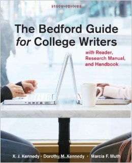 The Guide for College Writers: With Reader, Research Manual, and Handbook, 9th edition free download