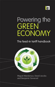 Powering the Green Economy: The Feed-in Tariff Handbook free download