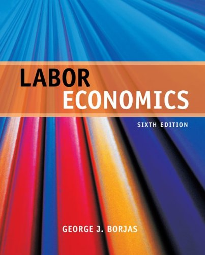 Labor Economics, 6th Edition free download
