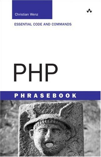 PHP Phrasebook free download