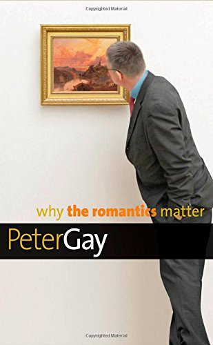 Why the Romantics Matter (Why X Matters Series) free download