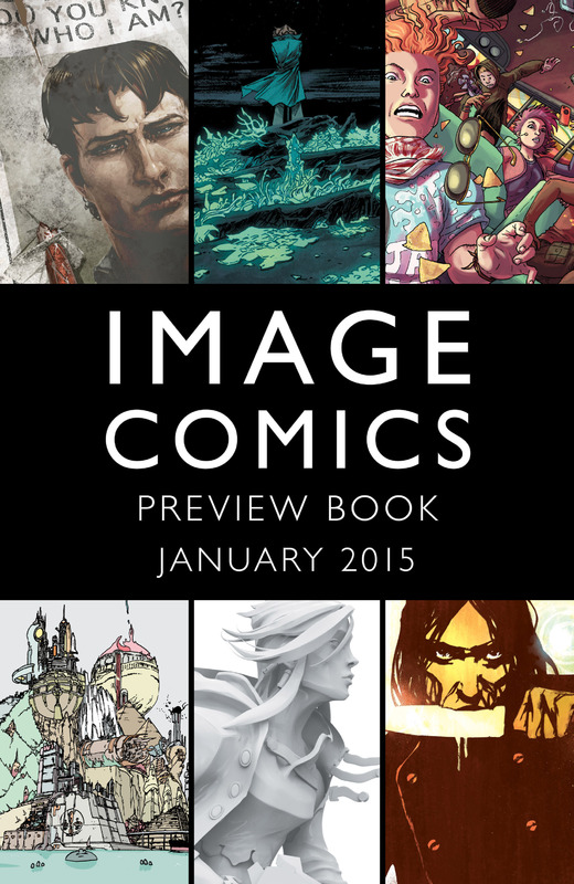 Image Expo January 2015 Preview Book (2015) free download