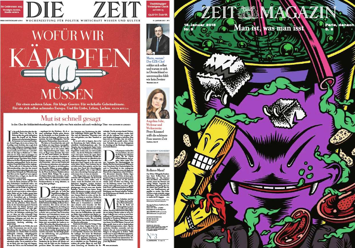 Die Zeit 03/2015 (15.01.2015) free download