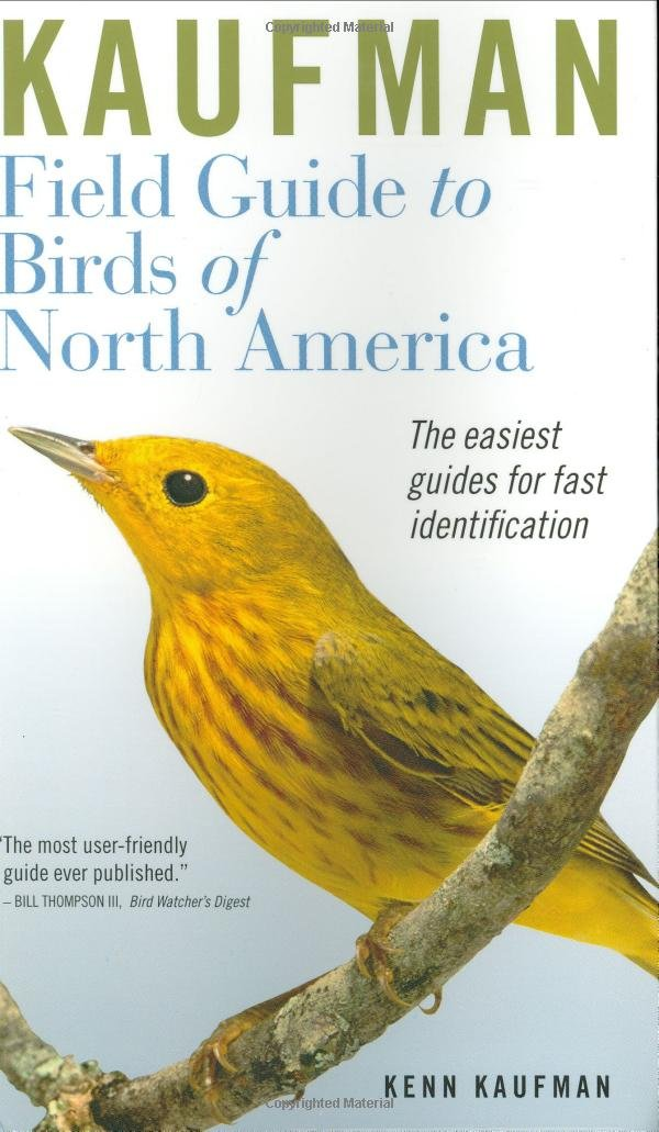 Kaufman Field Guide to Birds of North America by Kenn Kaufman free download