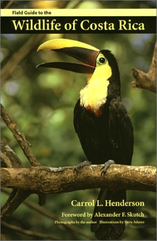 Field Guide to the Wildlife of Costa Rica free download