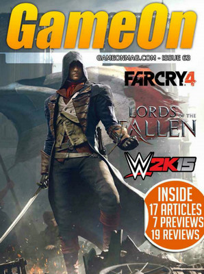 GameOn Magazine - December 2014 free download