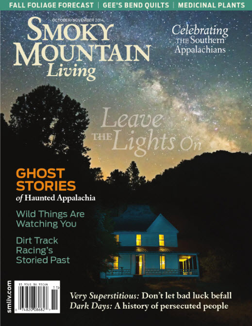 Smoky Mountain Living - October 2014 free download