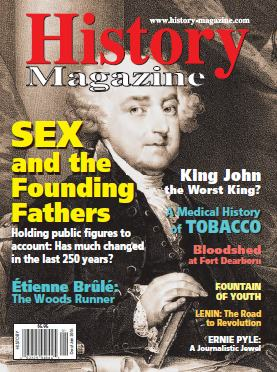 History Magazine - December 2014 - January 2015 free download