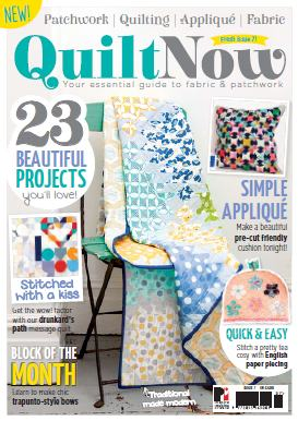 Quilt Now - Issue 7 free download