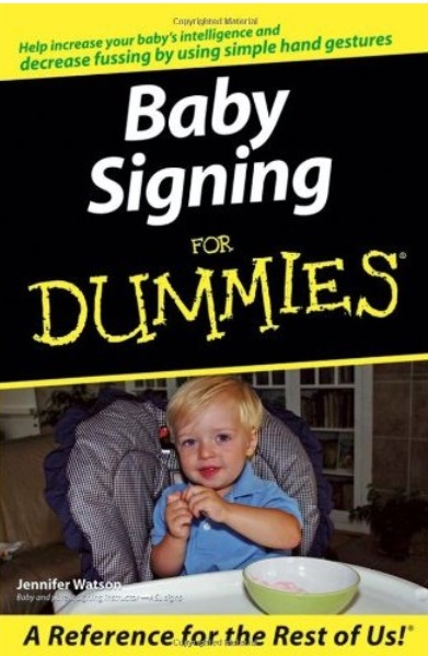 Baby Signing For Dummies free download