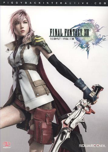 Final Fantasy XIII: Complete Official Guide - Standard Edition free download