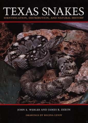 Texas Snakes: Identification, Distribution, and Natural History free download