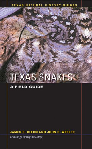 Texas Snakes: A Field Guide free download