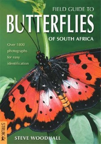 Field Guide to Butterflies of South Africa free download